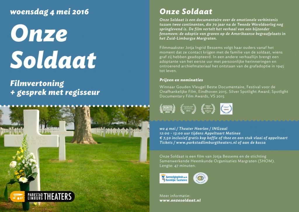 Flyer_Onze_Soldaat_Heerlen_4mei2016